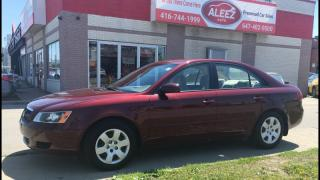 Used 2007 Hyundai Sonata 4dr Sdn I4 for sale in North York, ON