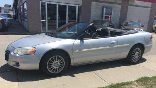 Used 2006 Chrysler Sebring 2dr. CONVERTIBLE for sale in North York, ON