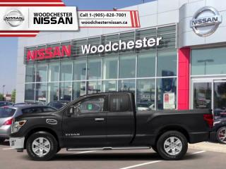 New 2018 Nissan Titan PRO-4X King  - Leather Seats - $350.31 B/W for sale in Mississauga, ON