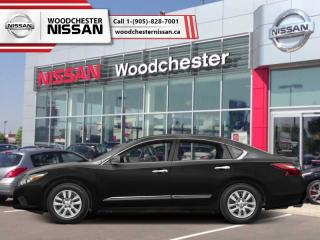 Used 2016 Nissan Altima 2.5 S  - power windows - $84.71 B/W for sale in Mississauga, ON