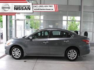 Used 2015 Nissan Altima 2.5 S  -  power windows - $106.93 B/W for sale in Mississauga, ON