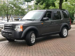 Used 2006 Land Rover LR3 FULLY LOADED,4WD,FULL INSPECTION DONE for sale in Vancouver, BC