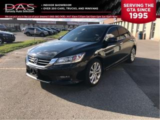 Used 2015 Honda Accord Touring V6 Navigation/Leather/Sunroof for sale in North York, ON