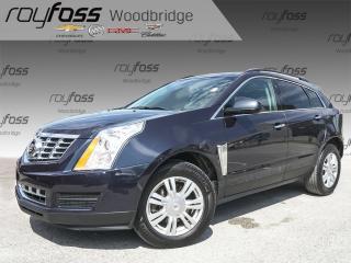 Used 2014 Cadillac SRX BACKUP CAM, BOSE, ALLOYS for sale in Woodbridge, ON