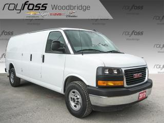Used 2017 GMC Savana 2500 Work Van for sale in Woodbridge, ON