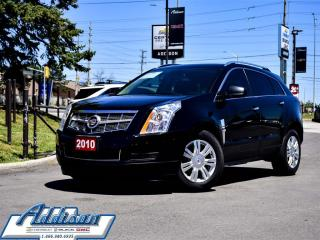 Used 2010 Cadillac SRX V6 AWD AWD Pano Roof Luxury Edition for sale in Mississauga, ON