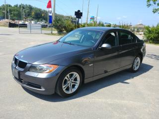 Used 2008 BMW 3 Series 328xi for sale in Barrie, ON