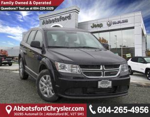 Used 2017 Dodge Journey CVP/SE *NEW DEMO W/ LESS THAN 1000 KM* for sale in Abbotsford, BC