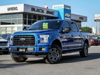 Used 2016 Ford F-150 XLT, SPORT, CREW, NAV, HARD FOLD COVER for sale in Ottawa, ON