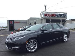 Used 2015 Lincoln MKZ 2.0H HYBRID - NAVI - SUNROOF - REVERSE CAM for sale in Oakville, ON