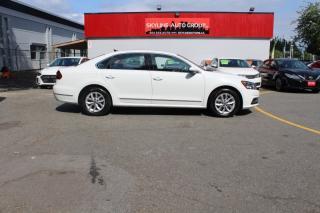 Used 2017 Volkswagen Passat 4dr Sdn 1.8 TSI Auto Trendline+ for sale in Surrey, BC