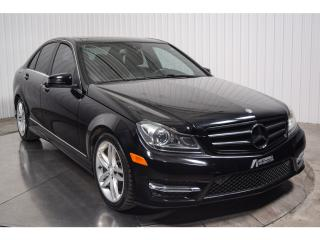 Used 2014 Mercedes-Benz C-Class C300 Awd Cuir Toit for sale in Saint-hubert, QC