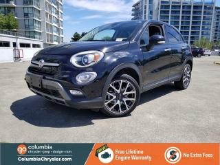 Used 2017 Fiat 500X Trekking for sale in Richmond, BC