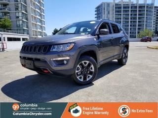 Used 2017 Jeep Compass TRAILHWK for sale in Richmond, BC