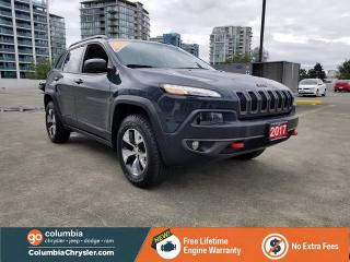 Used 2017 Jeep Cherokee Trailhawk for sale in Richmond, BC