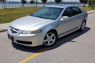 Used 2006 Acura TL 1 Owner / Super low km's / No accidents!! for sale in Pickering, ON