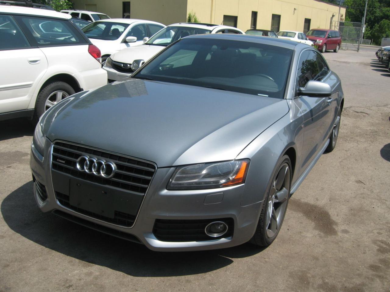 2011 Audi A5 Premium Plus! S LINE! NAVI!