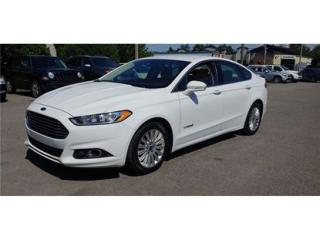 Used 2014 Ford Fusion SE for sale in Saint-jerome, QC