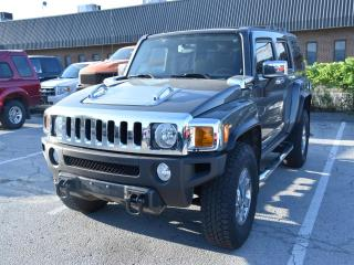 Used 2010 Hummer H3 SUV CHROME PACKAGE, SUNROOF, REAR CAMERA !! for sale in Concord, ON
