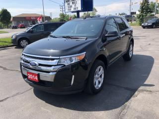 Used 2014 Ford Edge SEL AWD for sale in Brantford, ON