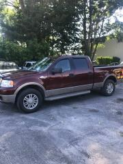 Used 2006 Ford F-150 SuperCrew 150 po King Ranch 4 RM for sale in Mirabel, QC