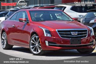 Used 2015 Cadillac ATS 2.0L Turbo Performance Performance AWD|Bluetooth|Navigation for sale in Whitby, ON