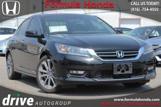Used 2015 Honda Accord Sport MANUAL | ACCIDENT FREE | MINT CONDITION for sale in Scarborough, ON