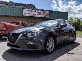 Used 2015 Mazda MAZDA3 GX for sale in Bolton, ON
