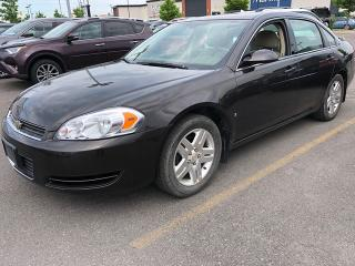 Used 2008 Chevrolet Impala LT  w/ Sunroof only 96,751kms!!! for sale in Ottawa, ON
