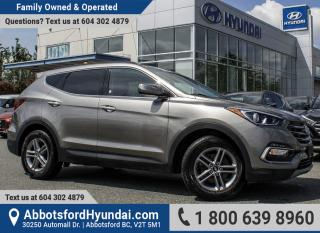 Used 2018 Hyundai Santa Fe Sport 2.4 SE ACCIDENT FREE for sale in Abbotsford, BC