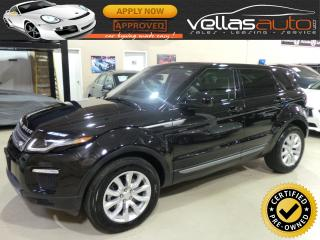 Used 2018 Land Rover Evoque SE| 4X4| NAVIGATION| PANO RF| REAR CAMERA for sale in Woodbridge, ON