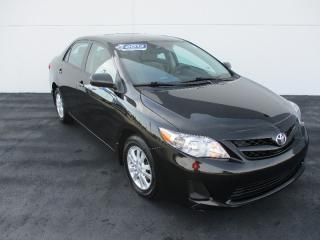 Used 2013 Toyota Corolla CE Sunroof! Own for $120 bi-weekly with $0 down for sale in Dartmouth, NS