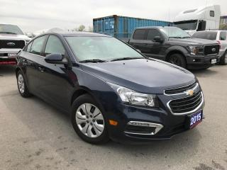 Used 2015 Chevrolet Cruze BACK UP CAM | REMOTE START for sale in Brampton, ON