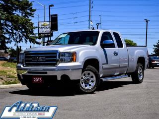 Used 2013 GMC Sierra 1500 SL Chrome Appearance PKG Bluetooth for sale in Mississauga, ON