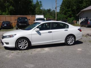 Used 2013 Honda Accord Touring for sale in Fenelon Falls, ON