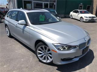 Used 2014 BMW 328xi 328i xDrive Wagon for sale in Burlington, ON