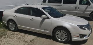 Used 2010 Ford Fusion HYBRID for sale in Barrie, ON