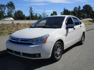 Used 2010 Ford Focus SE for sale in Surrey, BC