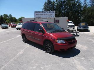 Used 2006 Dodge Grand Caravan STO N GO SE for sale in Elmvale, ON