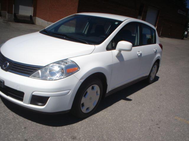 Used 2008 Nissan Versa Sedan Autoac4 Door For Sale In Mississauga