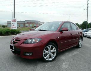 Used 2009 Mazda MAZDA3 GT for sale in Etobicoke, ON