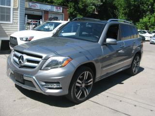 Used 2015 Mercedes-Benz GLK 250 BlueTec! NAVI!PANO ROOF! for sale in Scarborough, ON