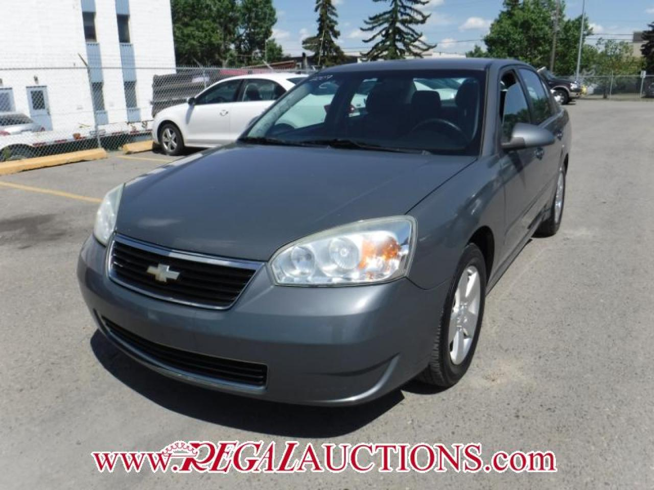 Photo of Grey 2007 Chevrolet MALIBU LT 4D SEDAN