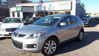 Used 2007 Mazda CX-7 GT AWD LEATHER, P-MOON for sale in Etobicoke, ON