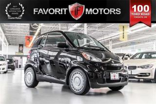 Used 2012 Smart fortwo pure, Sunroof, Air Conditioning, Power Options for sale in North York, ON