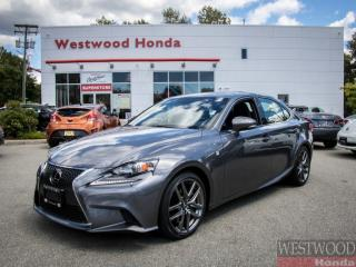 Used 2014 Lexus IS 350 Base for sale in Port Moody, BC