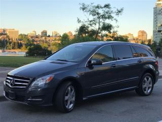Used 2011 Mercedes-Benz R-Class DIESEL,7 PASS,LOCAL,NO ACCIDENT,LOW KM for sale in Vancouver, BC