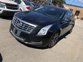 Used 2013 Cadillac XTS Livery Package for sale in Hamilton, ON
