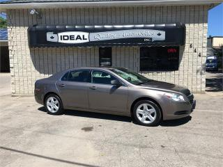 Used 2010 Chevrolet Malibu LS for sale in Mount Brydges, ON