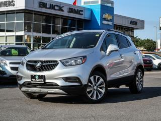 Used 2018 Buick Encore AWD, APPLE CARPLAY, REAR VISION CAMERA, ALLOY WHEELS for sale in Ottawa, ON